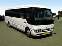 Bus Charter Sydney with Driver